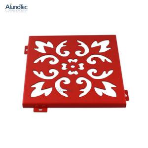 Полые, декоративная алюминиевая сетка используется для установки внутри помещений