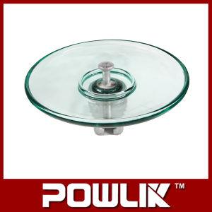 Высокое качество профиля на открытом воздухе стеклянный изолятор (LXAP-70/120)