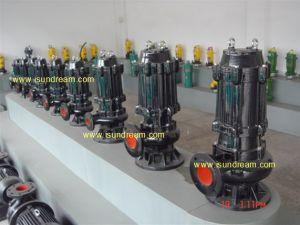 Bomba de agua sumergible certificada ISO9001