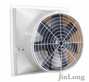 Внутреннее кольцо подшипника вентилятора и вентилятор из стекловолокна для животноводческих ферм (JL-110)