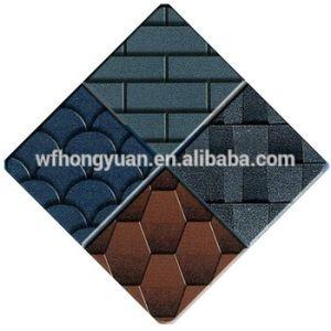 Dach-Fliesen/Asphalt-Dach-Schindeln/Baumaterialien
