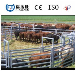 家畜/フィールド/農場/牧草地の牛/ヒツジの塀または塀のゲートまたは塀のパネル