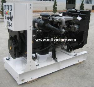 generatore diesel BRITANNICO 40kw/50kVA con il motore della Perkins