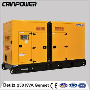 230kVA Silent Diesel Generator Deutz