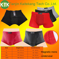 Popular New Breathable Holes Magnetic Mens Underwears