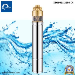 Salida de 2 pulgadas sumergibles de pozo profundo bomba de agua (4SD SD3/44/42/4SD SD SD8/410/44/4SD SD12).