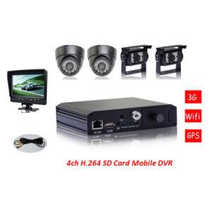 Fabrik-Großverkauf! ! ! 64GB 3G Vehicle CCTV Mobile 3G Sd Mobile DVR