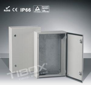 Водонепроницаемый металлический корпус для установки на стену