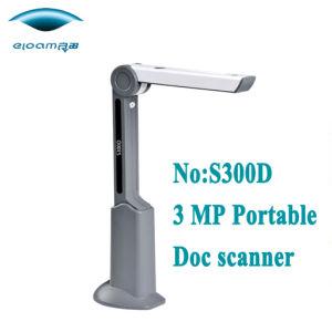 소형 무선 휴대용 경편한 스캐너 인쇄 기계 (S300D)