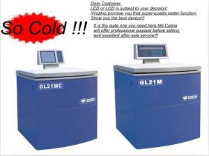 Высокоскоростная Refrigerated центробежка (GL21M)