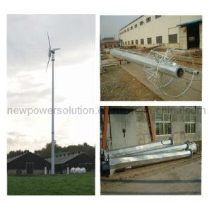 Socle pour tour gratuit Générateur de l'éolienne