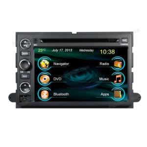 GPSのFord Explorerのための7インチCar Audio Stereo System Accessories、Automotive DVD及びBluetooth及びRadio及びNavigator及びiPod及びTV及びUSB