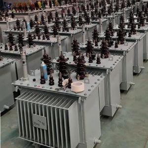A fábrica de Alimentação Directa 3 Fase 1250kVA 20 kv 380V o transformador isolado a óleo