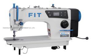 Sólo el mando directo Lockstitch máquina de coser (FIT-F2).