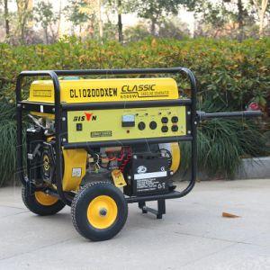 Bisonte (Cina) BS5500s (H) generatore portatile elettrico standby della benzina della famiglia a pile di 4kw 4kVA