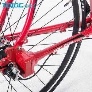 700cアルミ合金のバイクの高いPrecionのシャフトドライブの道の自転車