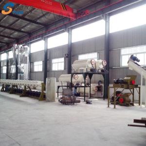 A Nigéria equipamento de processamento de pó de mandioca especializado