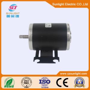 24VCC 2800rpm 80W dc de imán permanente el motor de cepillo