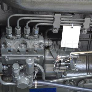 7kw 휴대용 방음 작은 디젤 엔진 전기 발전기 발전