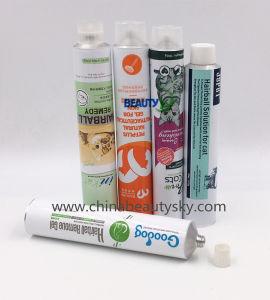 Tubes en aluminium vides pour l'emballage Hi-Temp Silver joint RTV Silicone