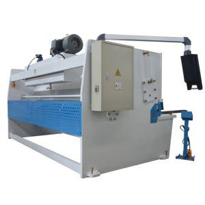 QC12y faisceau hydraulique de rotation de la série de cisaillement de cisaillement de la machine pour feuille de métal
