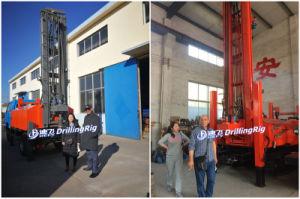 De mobiele Installatie van de Boring van de Put van het Water van de Hamer DTH
