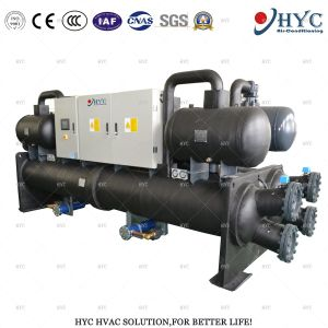 Fonte de terra industrial/energia geotérmica/fonte de água da bomba de calor