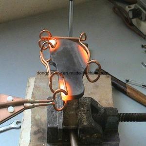 놋쇠로 만드는을%s 고주파 유도 가열 기계는 톱날을