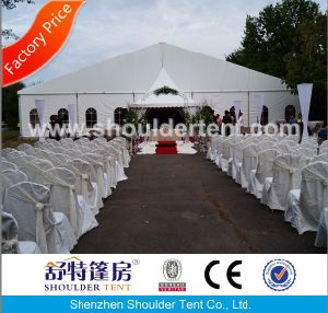 賃借りおよび使用料のための品質PVCファブリック玄関ひさし1000の人のテント
