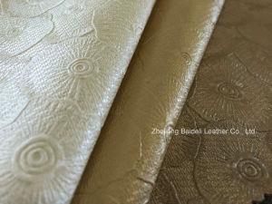 Огнестойкость ПВХ кожа для мебели и обивка салона мягким оформлением