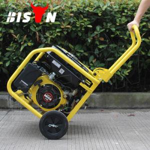 バイソン(中国) BS3000n 2.5kw 2.5kVA AC単一フェーズ速い配達円形フレーム販売のための携帯用ガソリン発電機
