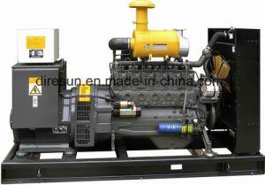 100kVA de geluiddichte Diesel Deutz Reeks van de Generator met Alternator Stamford