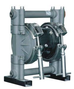 Rd 10 pequeno fluxo de ar de alumínio operado Bomba de diafragma duplo
