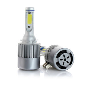 穂軸C6 LED H15 H16 5202車LEDのヘッドライト