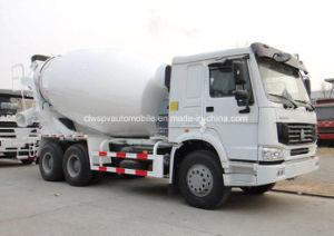 HOWO Hormigonera 9 M3, camión Mezclador de Tambor de cemento