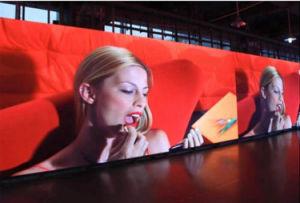 Grande étape Événements Outdoor P10/P8/P6/P5 Location d'affichage sur le mur de l'écran LED