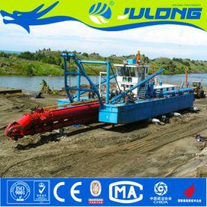 Jl-CSD350 Cutter draga de succión para Arena y regeneración de las obras
