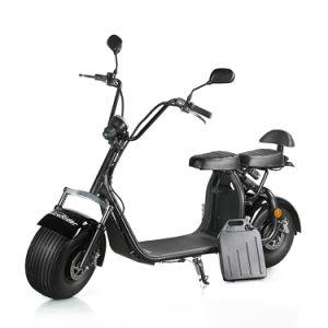 2017 motorino elettrico di Harley della gomma grassa di Citycoco delle due rotelle con la batteria smontabile