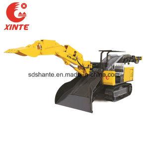 Escavatore sotterraneo elettrico del cingolo di alta efficienza