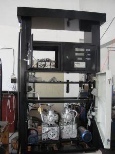 Dispositivi di pompaggio di Tasuno per la stazione di servizio