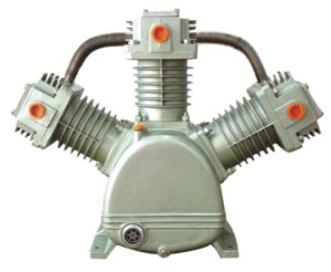 15kw 20HP 2000L/min 12bars de l'air de la pompe à la tête du compresseur