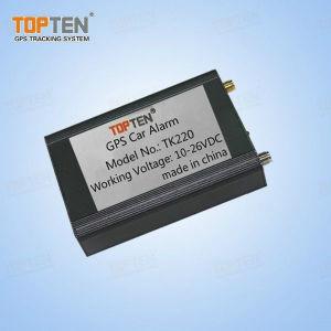 Inseguimento/inseguitore Tk220-Le dell'automobile in tempo reale GPRS/di GPS