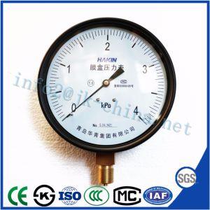 Vendita del calibro buon dei Misurare-Soffietti di pressione della capsula di 150mm