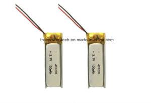 Bluetooth를 위한 고품질 Li 중합체 건전지 3.7V 130mAh