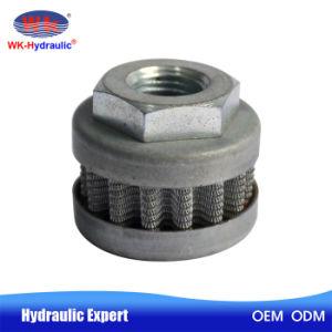 Venta caliente se aplica en la industria de la malla metálica filtro hidráulico