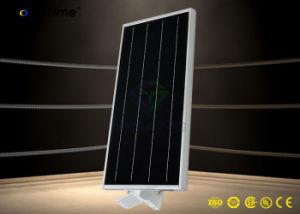Todo en un patio-jardín Solar LED integrada de la luz de la calle