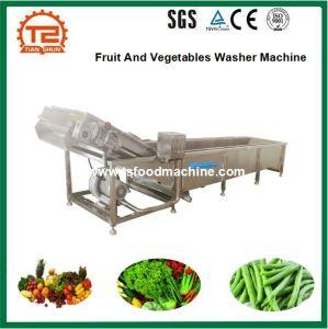 La transformation des aliments Continouse Machine à laver les fruits et légumes de la rondelle de la machine