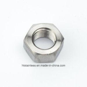 En acier inoxydable ISO4032 Ss309s l'écrou hexagonal