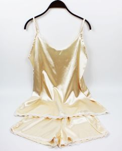 2018 Ladies' Robe de satin MS0020