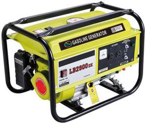 6.5HPガソリンポータブルの発電機によって動力を与えられる熱い販売の安い価格